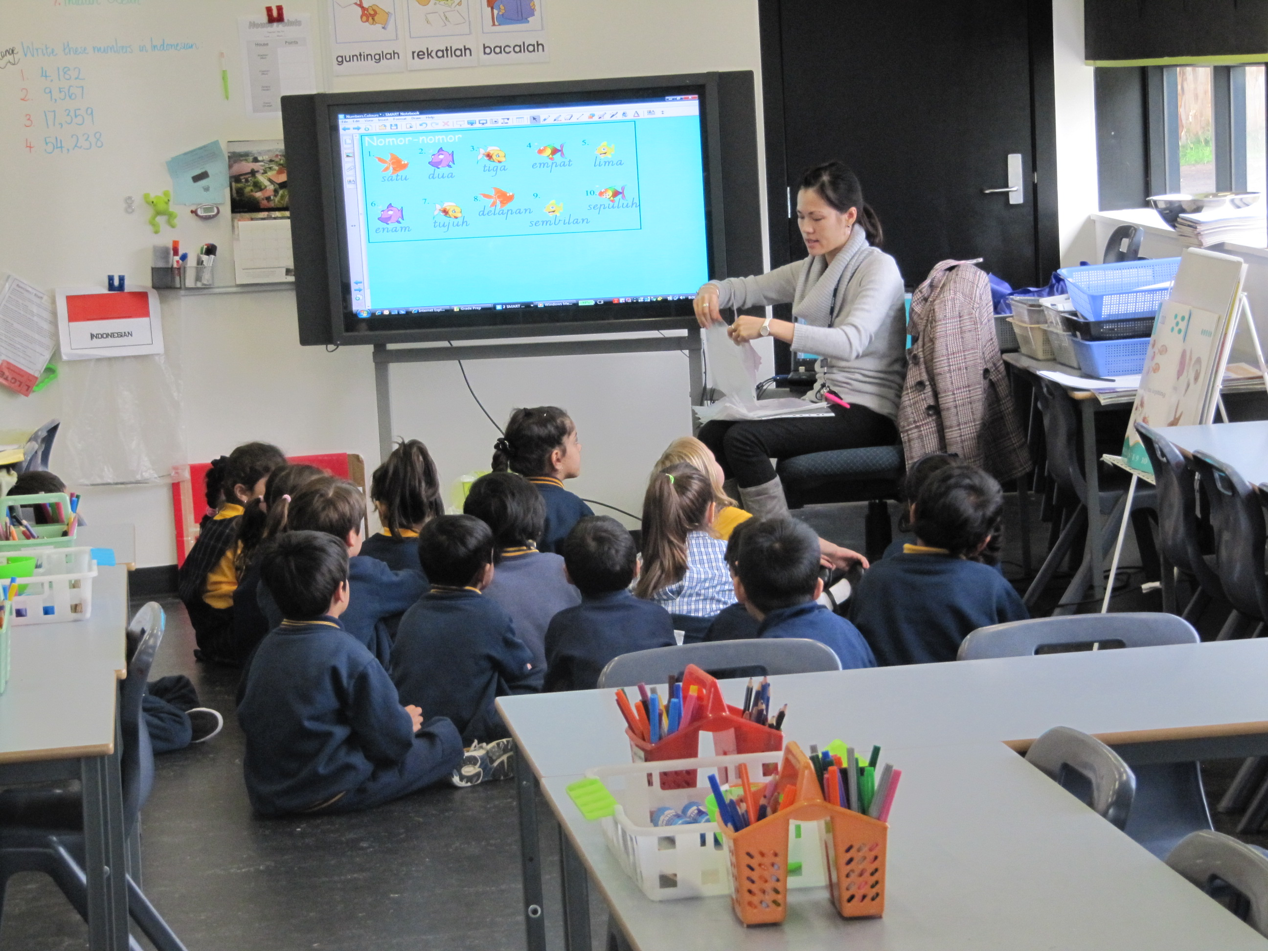 Modern Classroom Facilities ~ Facilities — thomas mitchell primary school